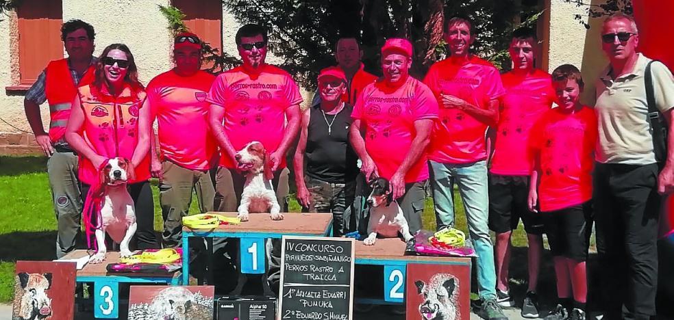 Arkaitz Etxarri gana en Sabiñánigo con 'Pumuka'