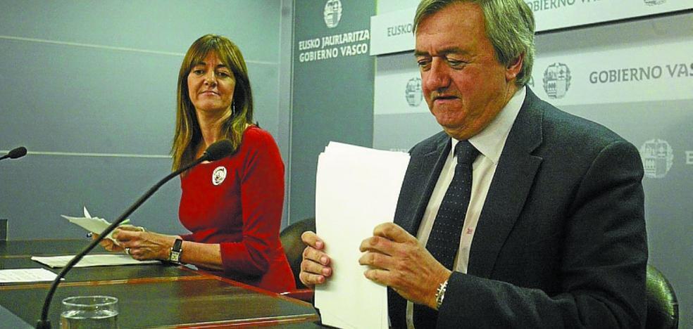El PSE pierde peso en Kutxabank tras el relevo del exconsejero de Economía Carlos Aguirre