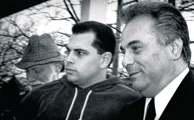 El gran capo y su hijo arrepentido
