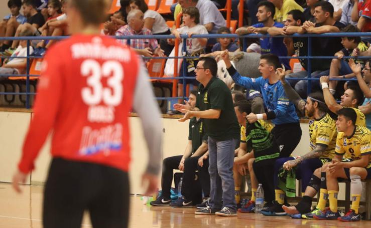 El Bidasoa inicia la liga con dos puntos