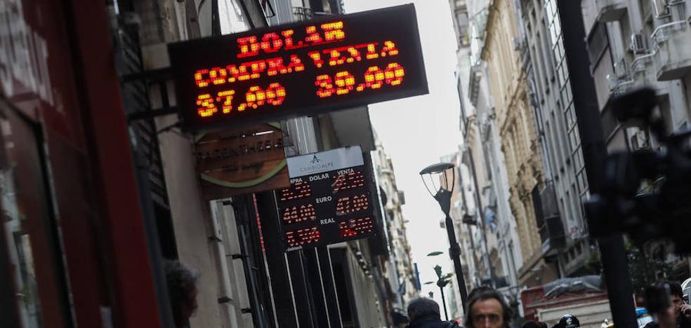 Desplome de divisas: el penúltimo susto de la economía mundial