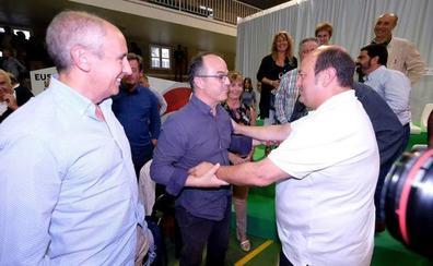 Ortuzar visitará el martes en prisión a tres exconsellers catalanes presos