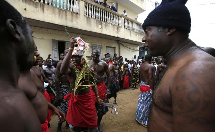 Costa de Marfil rinde homenaje a los ancestros