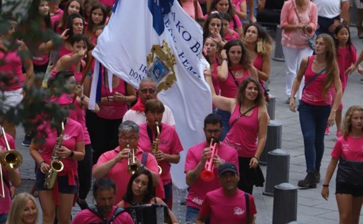 Celebración de las remeras de San Juan