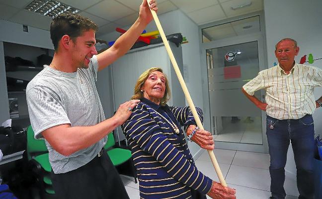 Danza para pelear contra el Alzheimer