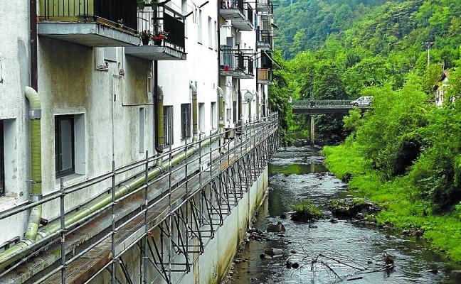 El control de aguas sucias en Fraiskozuri, a punto de concluir