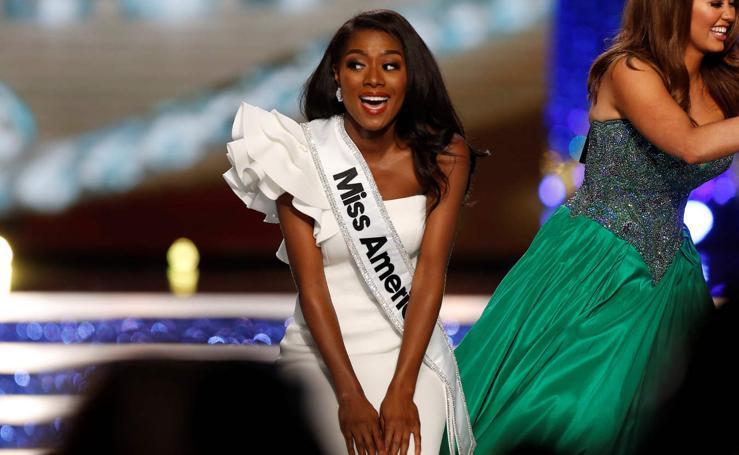 Miss Nueva York se hace con la corona de América