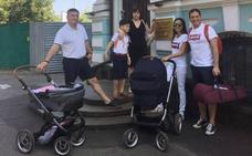 El Consulado de España en Kiev registra a los nacidos por gestación subrogada