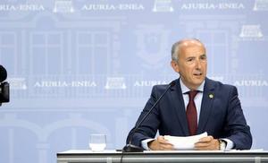 El Gobierno Vasco subirá un 2,25% el sueldo a su plantilla en 2019 si salen los presupuestos