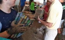La biblioteca de Cebolla pide libros tras haber perdido el 80% de sus fondos por la riada