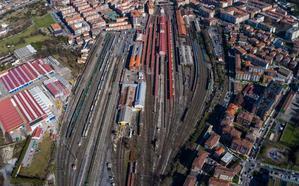 La Diputación aprueba el convenio de la regeneración del espacio ferroviario de Irun