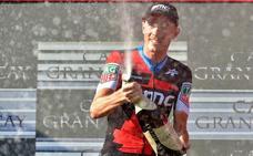 Yates es más líder y Quintana se cae del podio