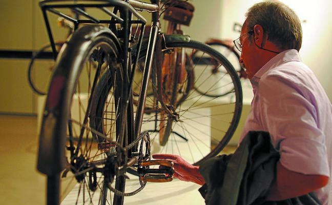 Las bicicletas eibarresas de los años 60 a 90, protagonistas en el Museo
