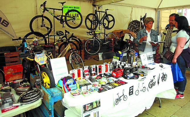 El próximo viernes se celebrará un nuevo mercado de bicicletas