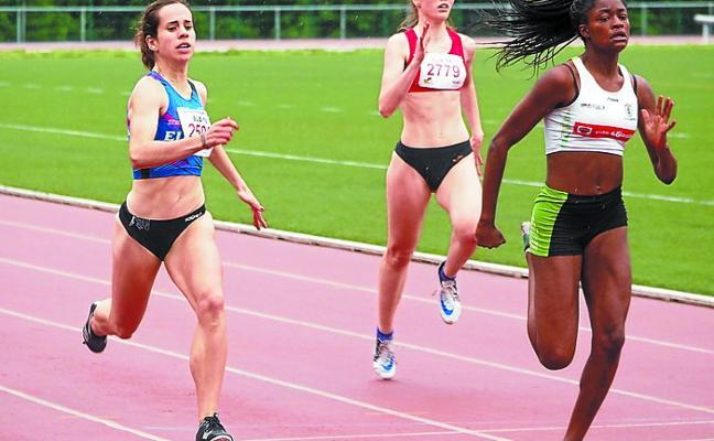 La Escuela de Atletismo de Mintxeta AT, en marcha