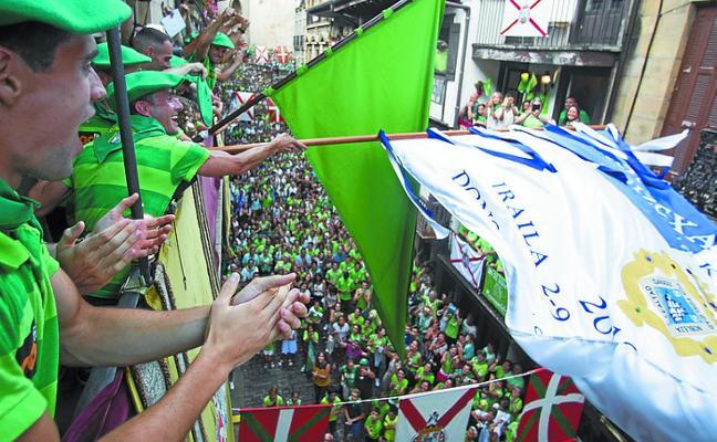 Las celebraciones de La Concha acabarán en Portugalete