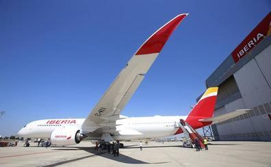 El nuevo Airbus de Iberia se ve obligado a aterrizar de emergencia en Boston