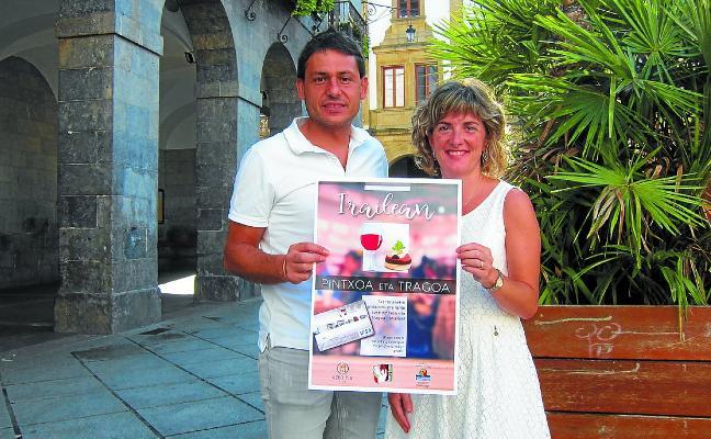 Herrixen inicia la campaña 'Pintxoa eta Tragoa'