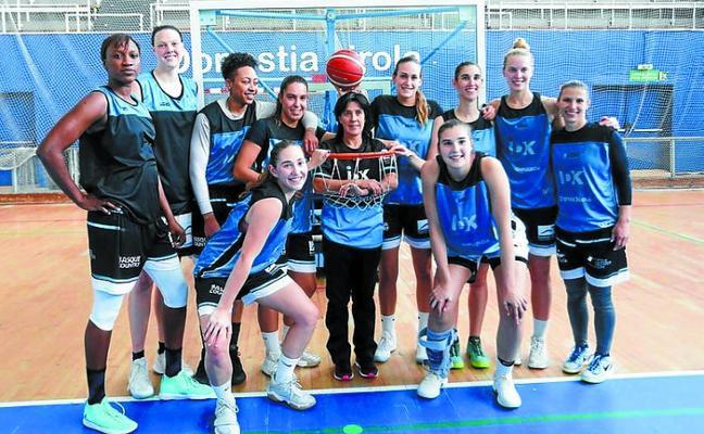 Baloncesto femenino de elite, mañana en Labegaraieta