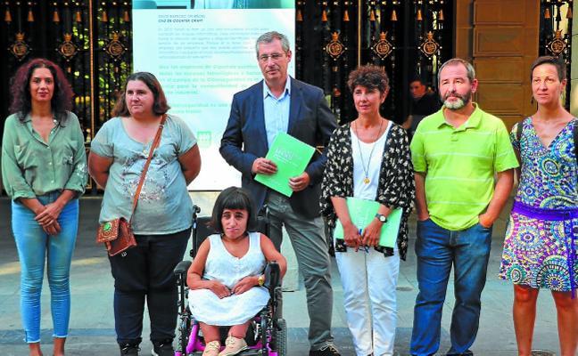 Migrantes, gitanos y discapacitados llevarán sus experiencias a diez colegios de Gipuzkoa