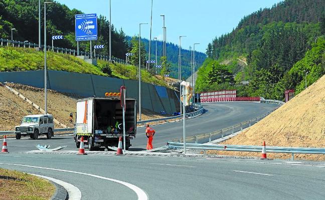 El enlace a la autopista por San Lorenzo se abre este mes