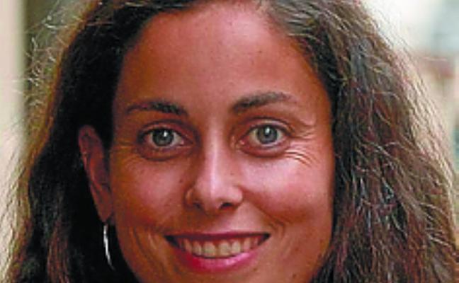 La remera Amaya Gezala releva a Gorka Barbado al frente de Hibaika