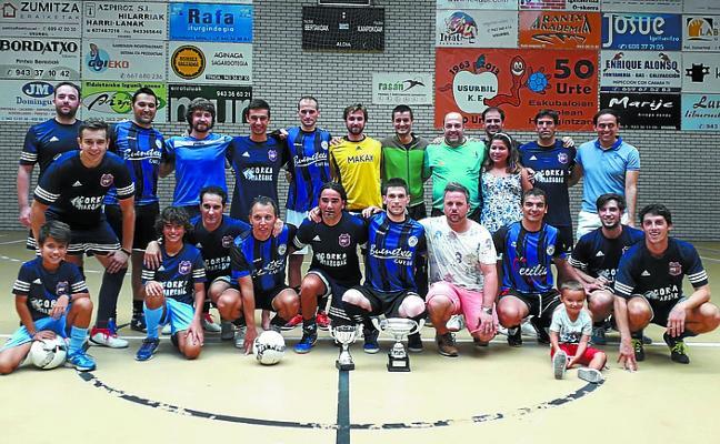El Bar Buenetxea logró el Torneo Buruntzaldea