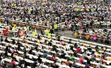 114 opositores de Osakidetza recurren la decisión de repetir dos exámenes bajo sospecha
