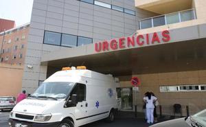 Muere tras una hora desangrándose, y esperando a la ambulancia, a cincuenta metros del hospital de Jaén