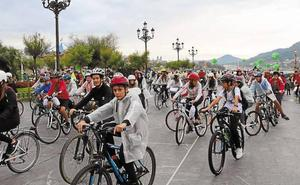 Gipuzkoa celebra la Semana de la Movilidad con revisiones gratuitas de bicis