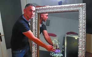 «Imagina lo que puede ser que en una boda haya un espejo mágico»