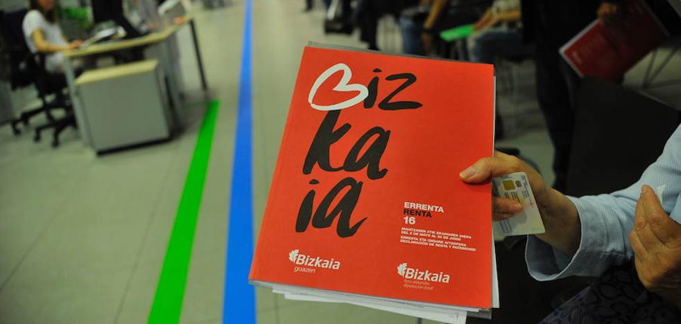 La recaudación fiscal vasca se dispara y puede superar por primera vez los 15.000 millones