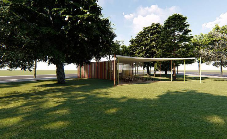 Presente y futuro de los jardines Menchu Gal