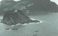 La isla de Santa Clara pasa del Estado a los donostiarras