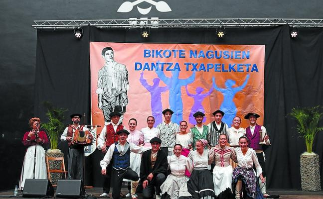 El memorial Moisés Azpiazu de baile al suelto se celebra esta tarde en Seminarixoa