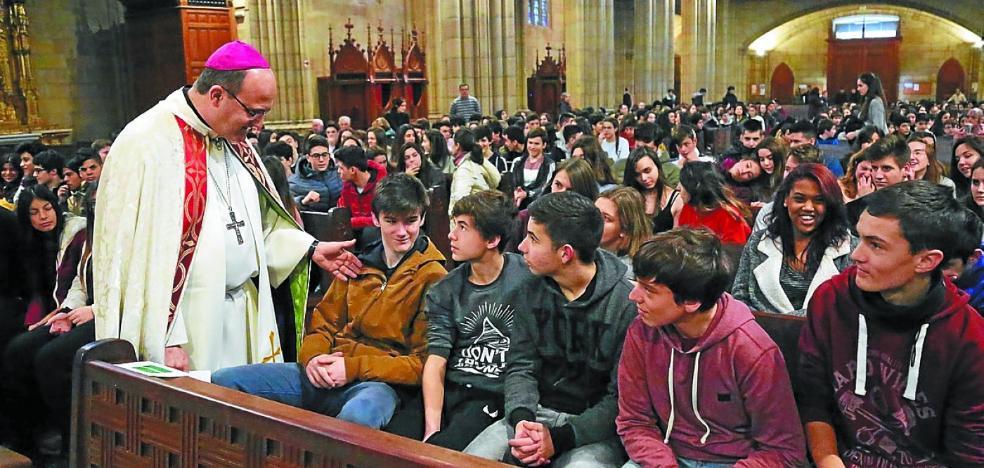 La diócesis de Donostia realiza una encuesta sobre qué Iglesia quieren sus feligreses
