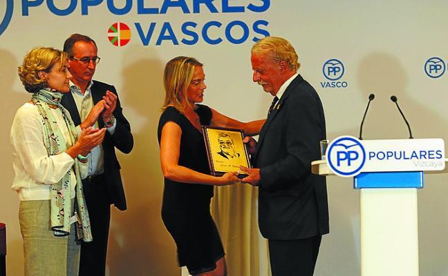 El premio Pedrosa, para las víctimas