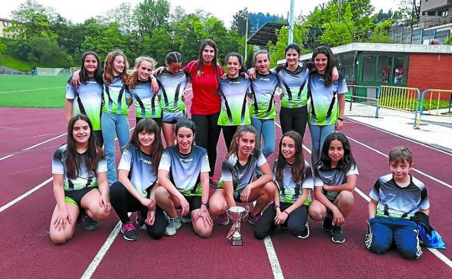 La escuela de atletismo de Atletas Argixao arrancará el martes una nueva andadura
