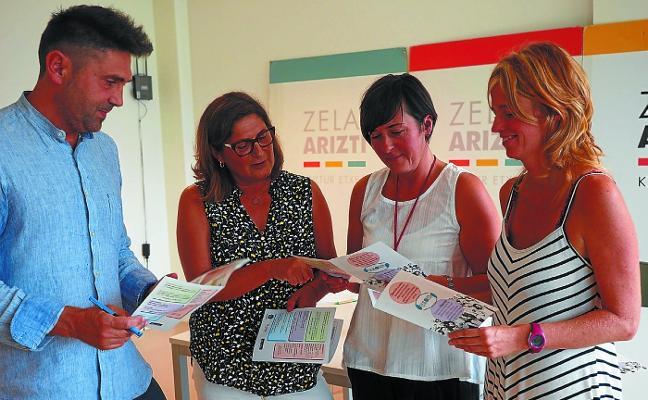 El proyecto Elkarzain busca promover la cultura del cuidado