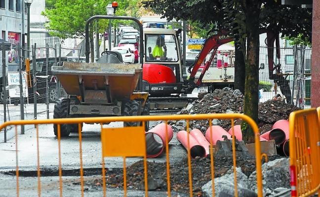 Casi 64.000 euros para terminar de reformar la calle Bachiller Zaldivia
