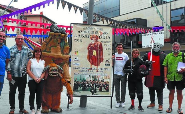El III Mercado Xacobeo convertirá todo el centro urbano en una fiesta