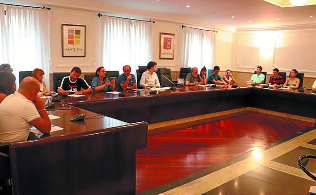 El Pleno aprobó una moción sobre 'Un modelo de Policía municipal cercana'