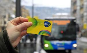 La tarjeta Mugi Gipuzkoa vendrá con 5 euros de saldo durante la próxima semana