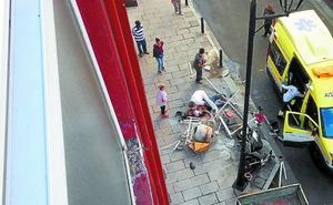 Un vecino de Soraluze fallece tras un accidente laboral en Ondarroa