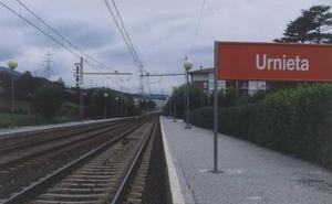 Adif inicia las obras de accesibilidad en las estaciones de Andoain, Ordizia y Urnieta