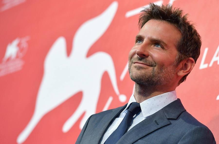 Bradley Cooper estará en el Festival del Cine de San Sebastián