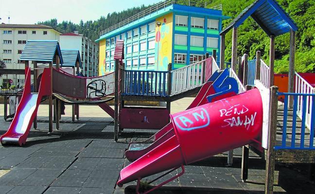 La votación para elegir el parque de Kurtzetxiki comenzará el lunes