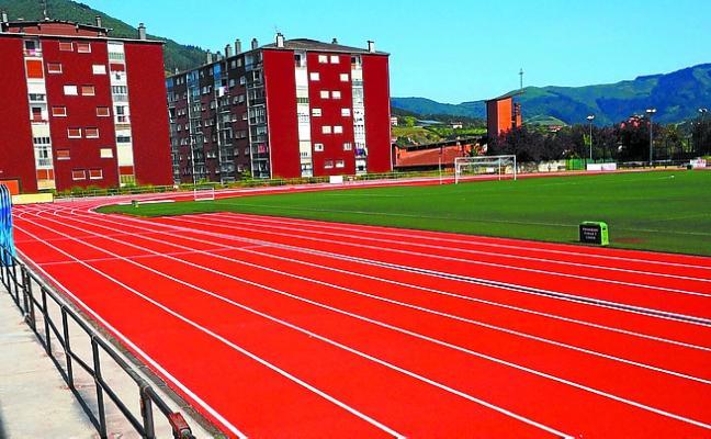 Mañana se inaugura la pista de atletismo de Argixao