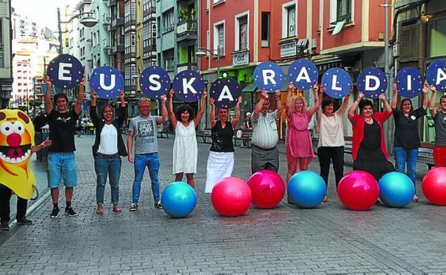 Cuatro reuniones abiertas darán a conocer la iniciativa Euskaraldia
