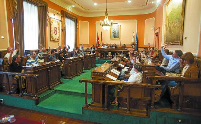 El Pleno aprueba por unanimidad el convenio para el desarrollo de Vía Irun